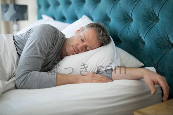 テストステロン良質な睡眠