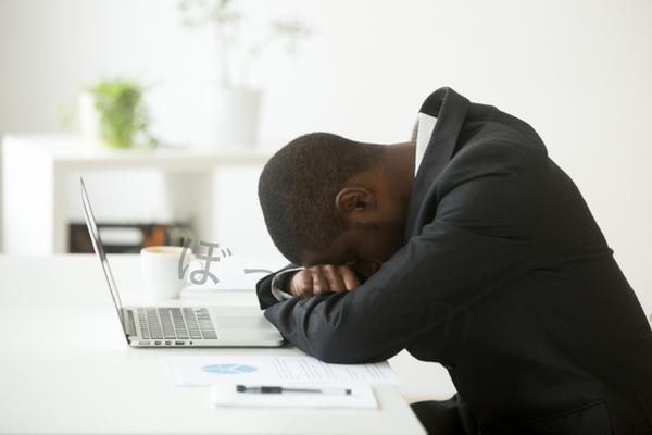 睡眠不足・睡眠の質改善